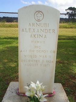 Arnubi Alexander Akina