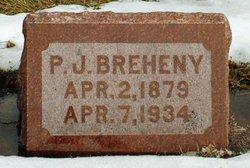 Patrick Joseph Breheny