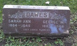 George M Dawes