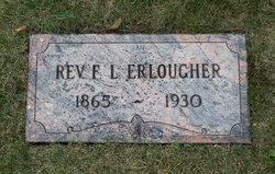 Rev Frank Luther Erlougher