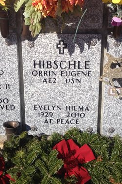 Evelyn Hilma Hibschle