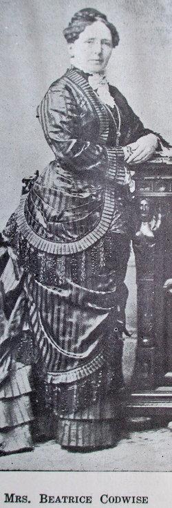 Beatrice L.C. <I>Janais</I> Codwise