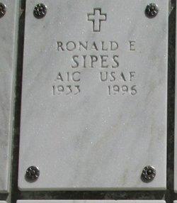 Ronald Eugene Sipes