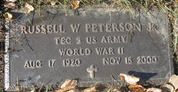 Russell W. Peterson, Jr