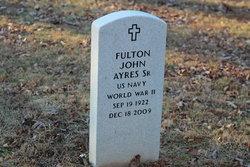 Fulton John Ayres, Sr