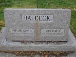 Artabell <I>Grover</I> Baldeck