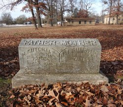 Martha Jane <I>Miller</I> Cutchall
