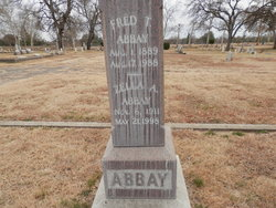 Fred T Abbay