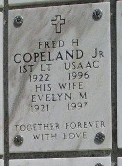 Evelyn Marie <I>Skalla</I> Copeland
