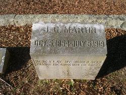 John Graves Martin