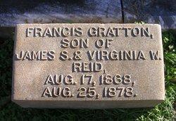 Francis Gratton Reid