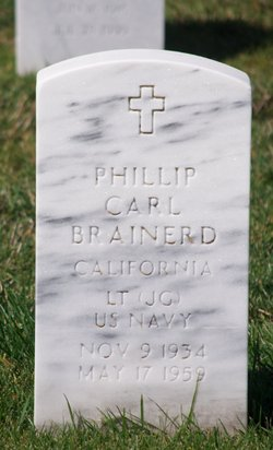 Phillip Carl Brainerd