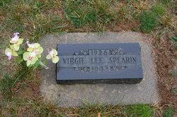 Virgie Lee <I>Clyburn</I> Spearin