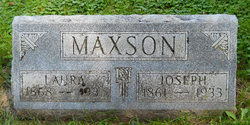 Laura A <I>Proctor</I> Maxson