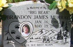 """Brandon James """"Big Bear"""" Murray"""