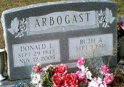 Ruth Ann <I>Carlton</I> Arbogast