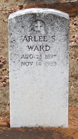 Arlee <I>Scott</I> Ward