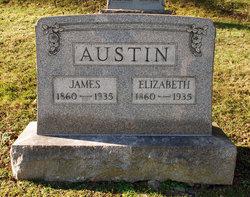 Elizabeth (Eliza) <I>McComb</I> Austin