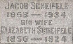 Jacob Scheifele