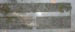 Sarah Lucille <I>Orr</I> Almon