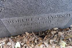 Robert Grandison Abernethy, Jr