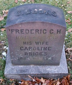 Frederick C H Gibbons