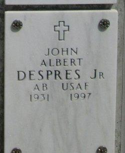 John Albert Despres, Jr
