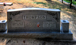 Lonnie Edward Thompson, Sr