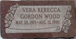 Vera Peay <I>Gordon</I> Wood