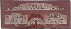 Clarence Deboise Pace