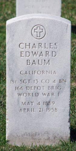 Charles Edward Baum