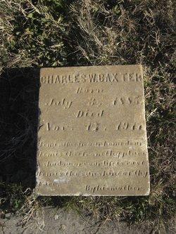 Charles W Baxter