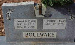 Floride <I>Lewis</I> Boulware