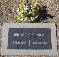 William C Schulte