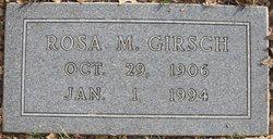 Rosa M. Girsch