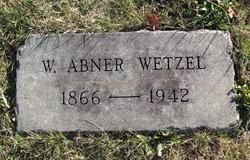 """William Abner """"Abner"""" Wetzel"""