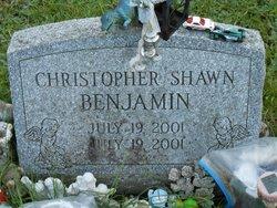 Christopher Shawn Benjamin