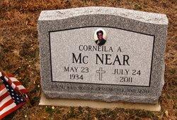 Corneila A McNear