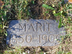 Marit <I>Peterson</I> Olson