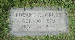 Edward Dolphus Grubb