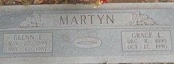 Grace L <I>Grieve</I> Martyn