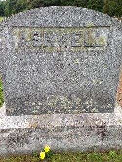 Pvt Thomas Ashwell