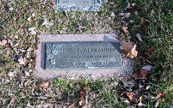John B Alexander