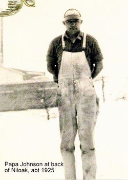 Fred Lee Johnson