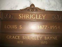 Grace <I>Shrigley</I> Bayne