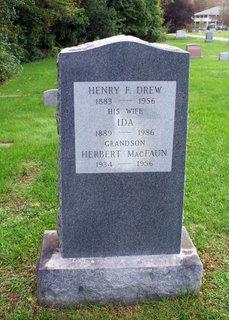 Ida Estelle <I>Packard</I> Drew