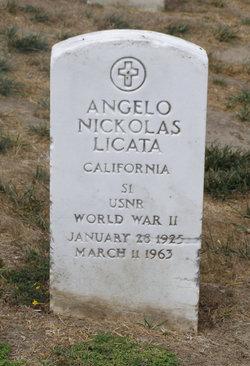 Angelo Nickolas Licata