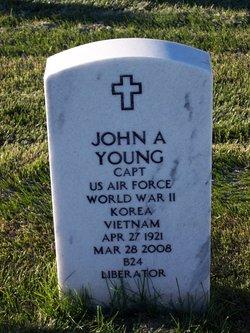 John A Young