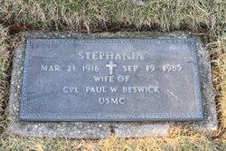 Stephania Beswick