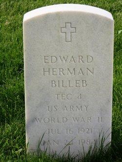 Edward Herman Billeb